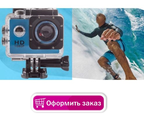 Full HD 1080p sport action camera